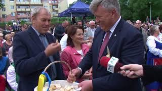 Dożynki Województwa Kujawsko Pomorskiego Świecie2017