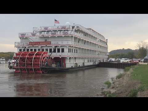 2017-10-13 Queen of the Mississippi at Red Wing