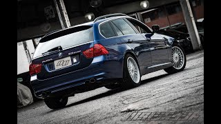 ALPINA B3 Bi-Turbo Touring Allrad 車両状態紹介