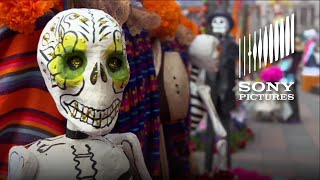 SPECTRE - Day of the Dead on Set (Video Blog #4)