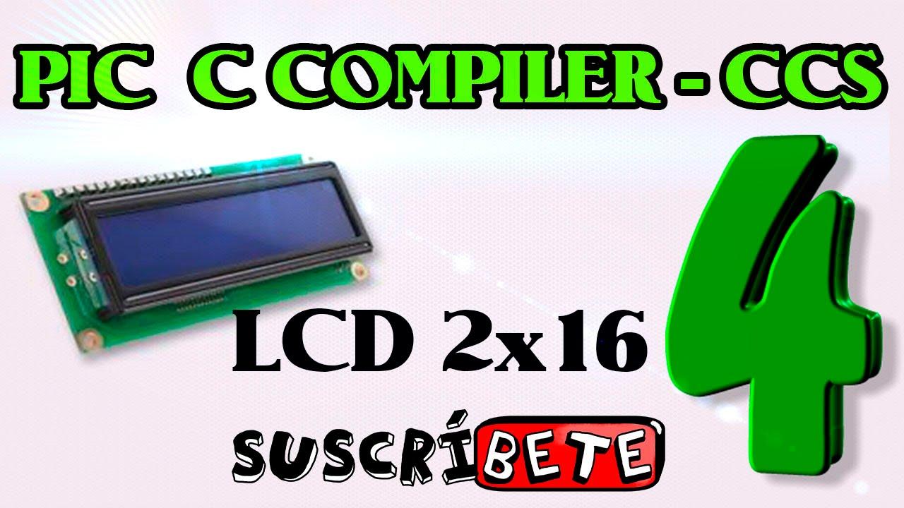 Pic c compiler 7-segment display tutorial common anode part 12 in.