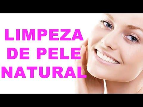 Limpeza De Pele Natural Creme Milagroso Youtube