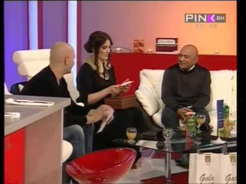 Sacir Ameti Dzej Ramadanovski PINK BH