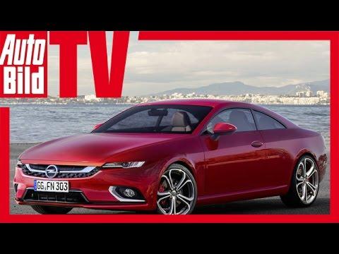 Opel Calibra Retrocar - Schnittiger Bursche