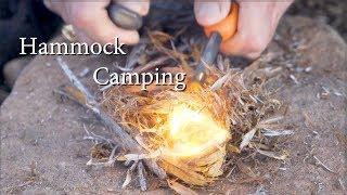Overnight Hammock/Tarp Camp & Cook Navajo Lake