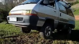 Интересные фургоны - Toyota Town Ace(Подписывайтесь на канал: https://www.youtube.com/user/MrKobyak?sub_confirmation=1 Toyota Town Ace (Тойота Таун Эйс) — минивэн для внутреннег..., 2014-12-26T22:40:32.000Z)