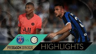 PSG 1-1 INTER (5-6 pen) | HIGHLIGHTS | 2019 International Super Cup in Macao