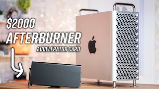 2019 Mac Pro - Video Editing Performance TESTED!