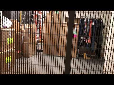 AMAZING Freight Elevator at Macy's in Manhasset, NY