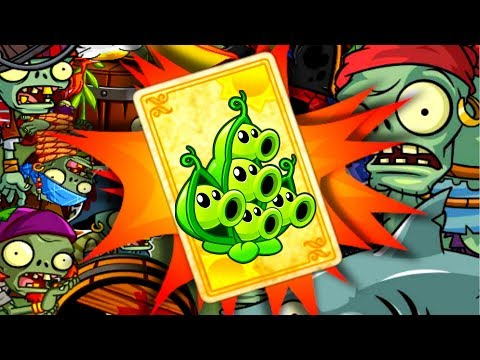 Survival Endless Dead Man's Booty Plants vs Zombies 2 Challenge in PVZ 2 Plantas contra Zombies 2