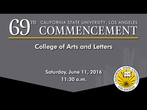 Commencement - Saturday, June 11, 2016- 11:30am