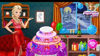 Elsa Frozen Birthday 2