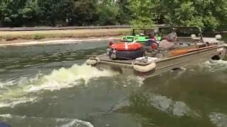 Rencontre amphibie ,VP Poncin ,Hobbycar