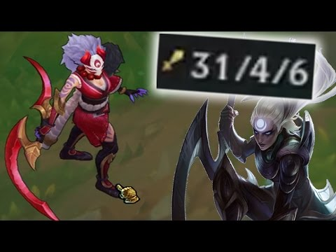 NEW BLOOD MOON DIANA SKIN IS AMAZING (DIANA MID GOD CARRY) - PBE League of Legends Commentary