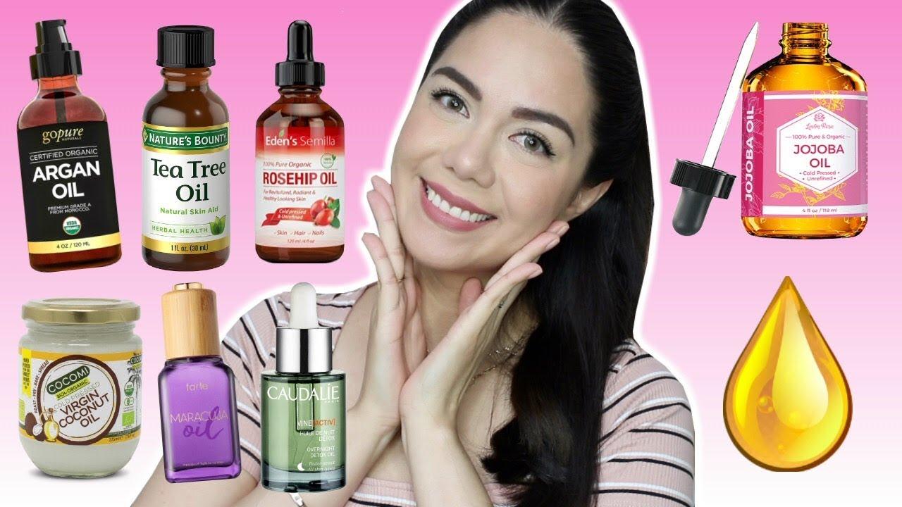 Los Mejores Aceites Para La Piel Y El Cabello Mariebelle Cosmetics Youtube