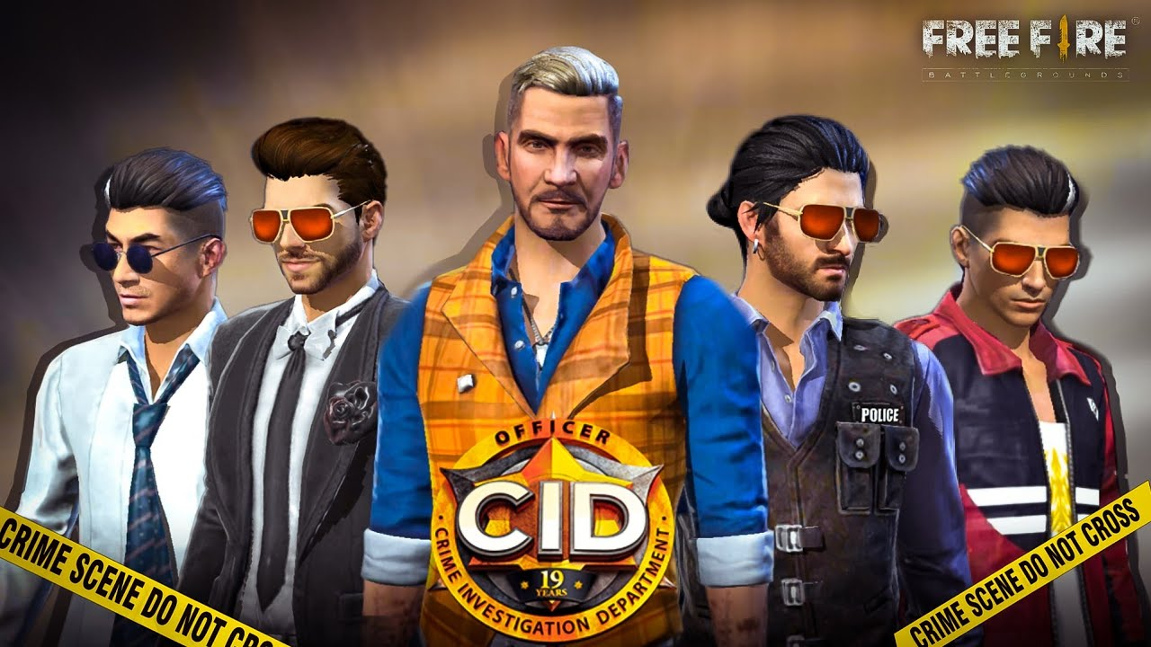 CID || FREE FIRE CID || SHORT ACTION FILM || Kar98 Army