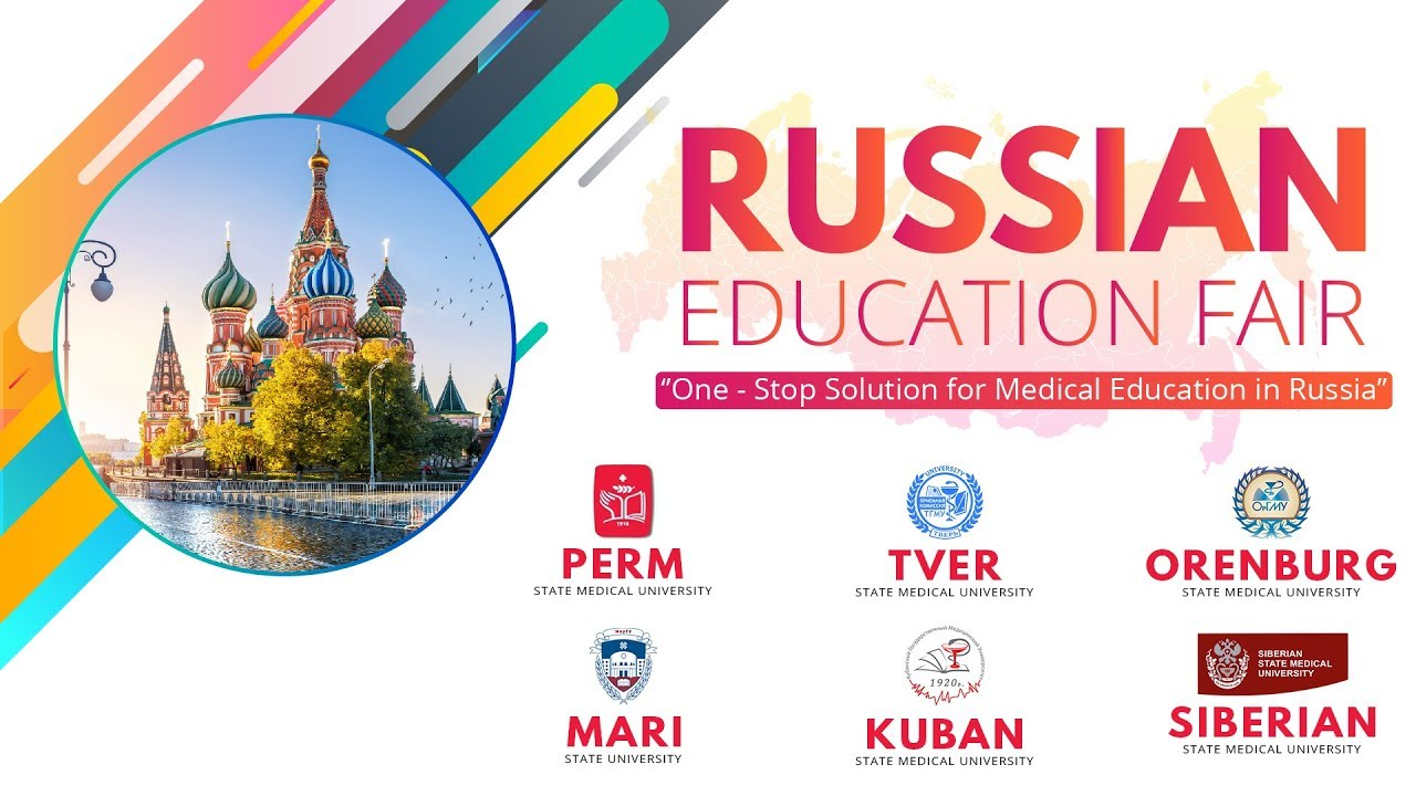 Top Medical Universities In Russian Education Fair 2019 | Rus Education