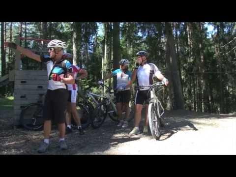 Mountainbike Fahrtechnik Kurs im Stubaital - Tirol im Sommer