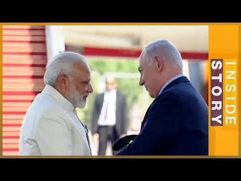 Thumbnail: Inside Story - What's driving India closer to Israel?