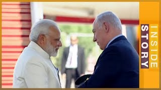 Inside Story - What's driving India closer to Israel? thumbnail
