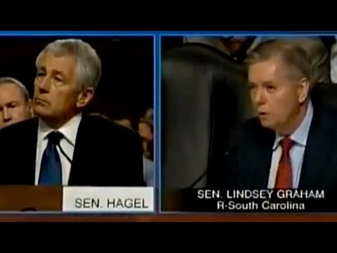 """""""The Backdoor to War with Iran"""" - Wilkerson Attacks Senate Resolution"""