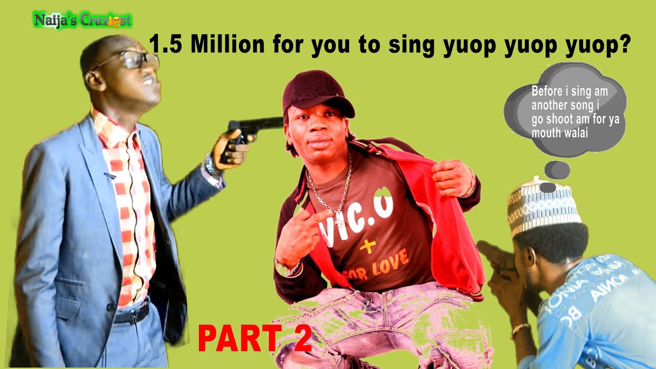 Download Vic O - The Greatest Nigerian Rapper...Not..Part 2- Hilarious Satire