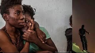 Temoignage choquant d'une camerounaise esclave en Libye