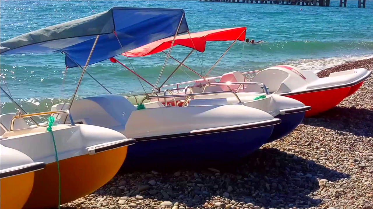 Сочи- Пляж Лазурный, Калипсо Лазаревское 8 Июня 2020 Сочи ...