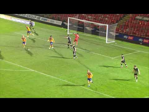 Grimsby Mansfield Goals And Highlights