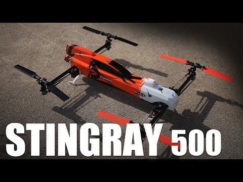 Flite Test - Stingray 500 - OVERVIEW