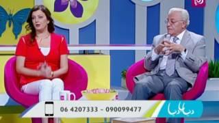 رزان شويحات ود. عمر أبو حجلة - علاج عدم زيادة الوزن من ناحية طبية وتغذوية