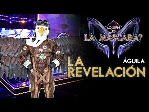 La Revelación de Águila | ¿Quién es la Máscara?