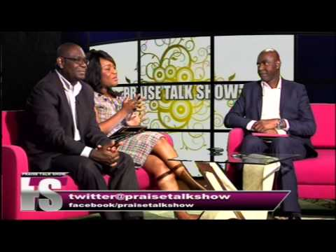 Praise Talk Show with Pastor Samuel Orefuwa - Word of Faith Bible Church Pretoria