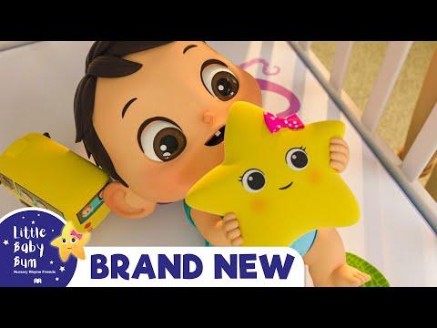 Twinkle Twinkle Little Star | Brand New Nursery Rhymes & Kids Songs ABCs | Little Baby Bum