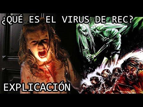 ¿Qué es el Virus de Rec? EXPLICACIÓN | El Virus de Tristana Medeiros  de Rec EXPLICADO