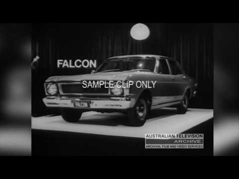 FORD - ITS THE GOING THING - Classic Australian TV Commercial