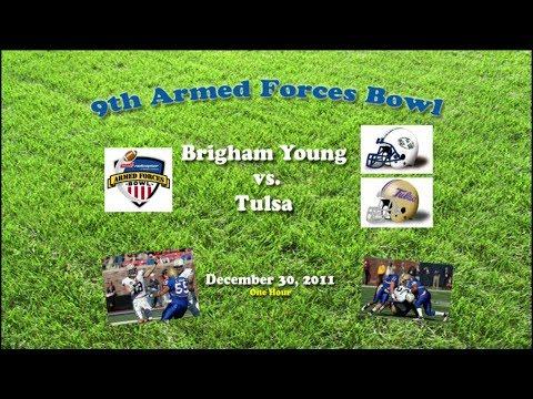 2011 Armed Forces Bowl (BYU v Tulsa) One Hour