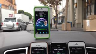 iPhone 5s 4G LTE Speed Test: AT&T vs Sprint vs T-Mobile vs Verizon(The iPhone 5s and iPhone 5 feature 4G LTE speeds, but not all carriers are equal. Here's a comparison of how fast the iPhone runs on each of the major U.S. ..., 2013-10-24T01:17:11.000Z)