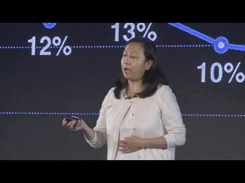 CFO Maggie Wu Presents Alibaba by the Numbers