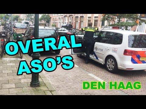 Kakhiel Vlog #11 - Overal aso's in Den Haag