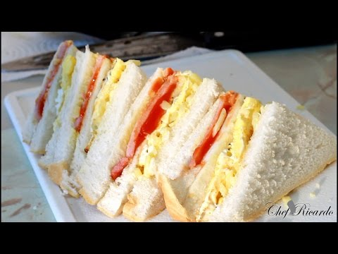 Easy breakfast. Chef recipe Jamaican chef -Jamaican cooking Caribbean chef Caribbean recipe 2015