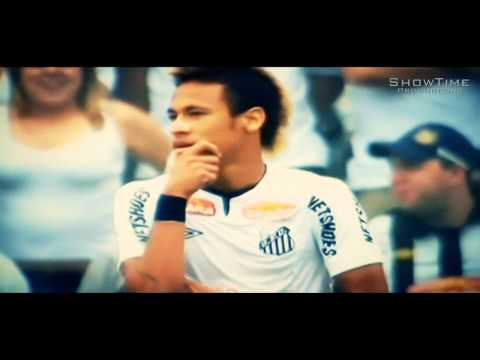 Neymar Jr - Make You Shiver 2012 - 720HD