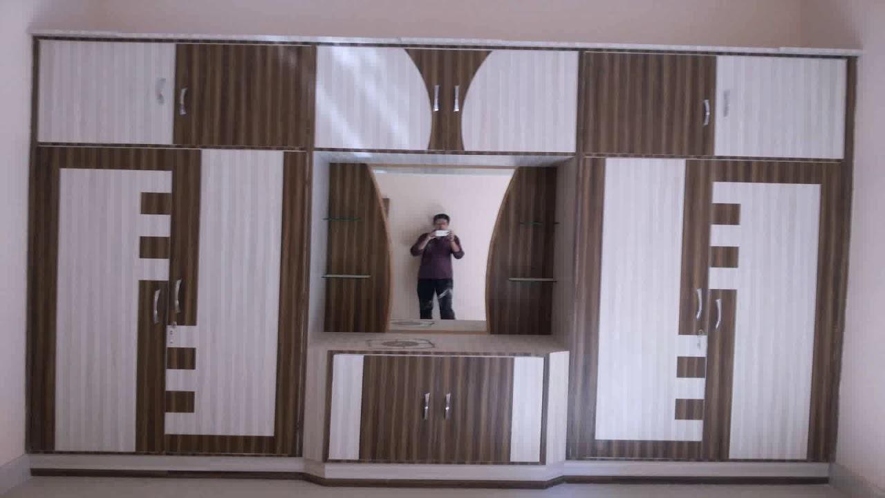 Home Interior Wardrobe Design India Youtube