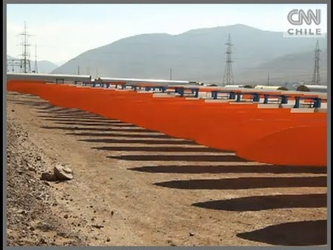 Inauguran el primer Parque Eólico Punta Colorada