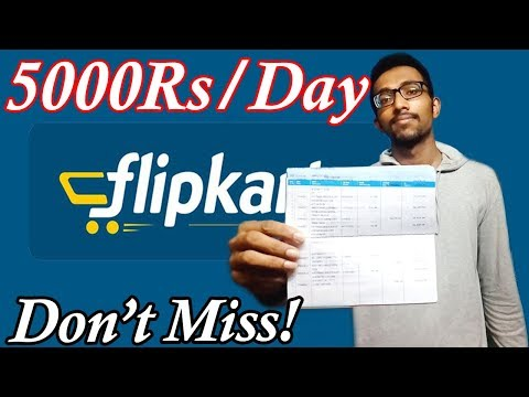How to earn lakhs of money from Flipkart, Amazon without selling any products Earn money online