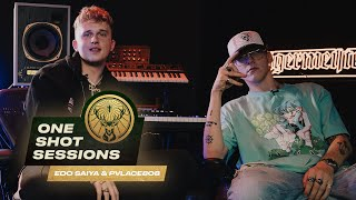 Edo Saiya & PVLACE im Studio | One Shot Sessions by Jägermeister