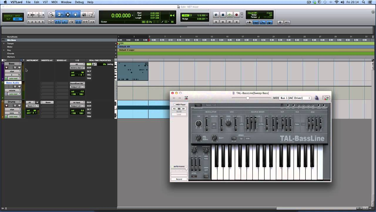 Host VST Instruments In Pro Tools 9, 10 or 11