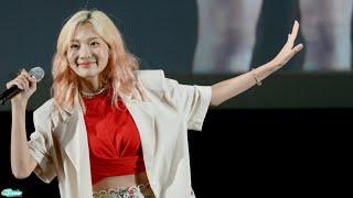 [4K] 190529 볼빨간사춘기 '썸 탈꺼야' 직캠 BOL4 'Some' fancam (아주대학교 대동제 RE:play) by Jinoo