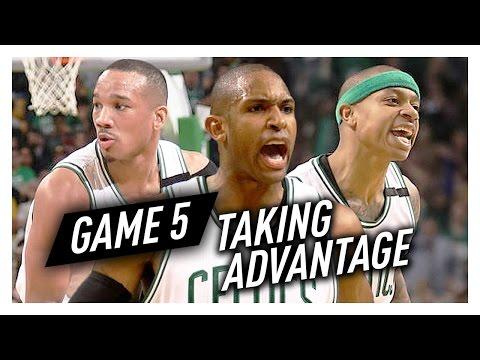 Isaiah Thomas, Al Horford & Avery Bradley Game 5 Highlights vs Bulls 2017 Playoffs - TOO GOOD!