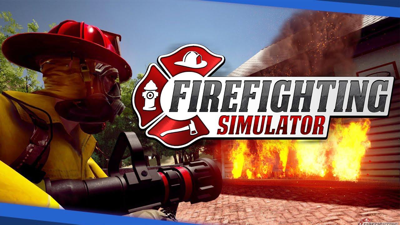 FIREFIGHTING SIMULATOR: Gameplay und Interview zum ...